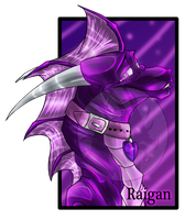 .:Commission:..:Raigan:. by Dark-Spine-Dragon