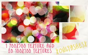 Texture Set 6 by xonlyashesx