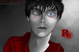 R by JSoldierGirl