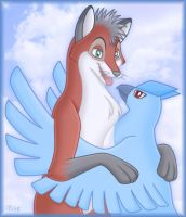 I Love You by Articuno