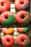 Pink Donuts by uae-click