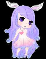 Contest Entry- Purple Bunny- GIF by KandyKain-Adopts