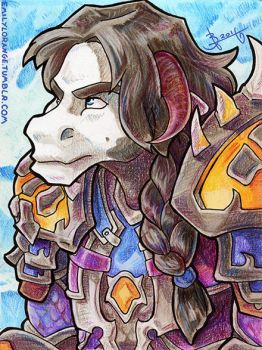 Thrall's by emily-lorange