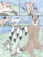 Fox Tails Guest Comic by Lyrak