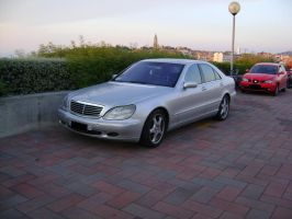 Mercedes Benz - front by CmacSTI