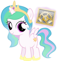 System Preferences Celestia Style by moonsugar33