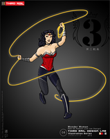 TRDL - Wonder Woman New 52 by TRDLcomics