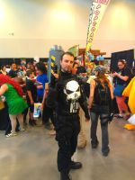 NF Comicon : Punisher by TheWarRises
