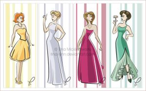Dresses by tina-lynn