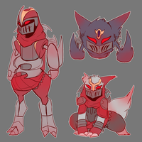 League of Pokemon : Zed, the Master of Shadows by PikaIsCool