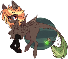 AUCTION : Firefly Pony (closed) by D-Dyee