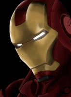 IronMan by Stencil08