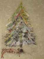 Christmas 2007 Print 2 by Catchmandkillham