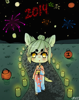 new years 2013 by unicown