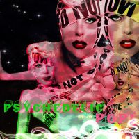 Psychedelic POP by gagauniverse