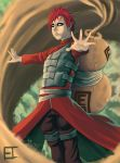 Gaara: The Deserts Kazekage by Equine-Instinct