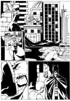 First attempt at sequential art by jonathan-munro