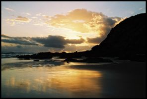 Sunrise at Cape Byron 4 by wildplaces