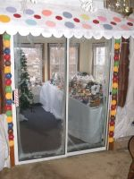 Gingerbread house front by Allhallowseve31
