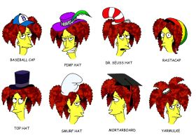 Bob's Hats by Nevuela