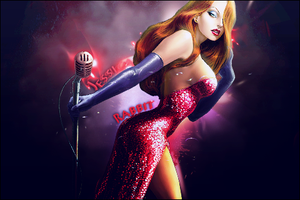 Jessica Rabbit by SMlLE