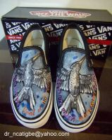 MockingJay on VANS by alcat2021