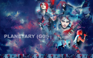 PLANETARY GO wallpaper 027 by saygreenday