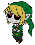 Ben Drowned Doll by DerseDragon