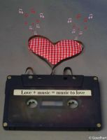 Love + music = music to love! by Miss-evill