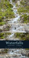Waterfalls - Stock Pack by kuschelirmel-stock