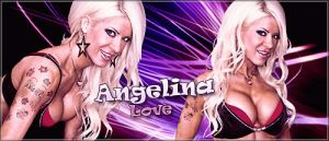 Angelina Love Signature by ChrisKamro