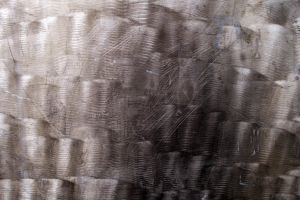 Scratchy Metallic Scales by mercurycode