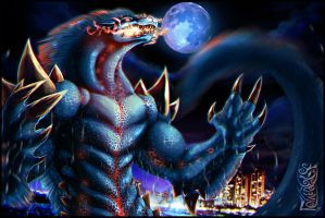 Neophocasu the daikaiju by Guardian-Beast