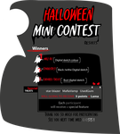 HALLOWEEN miniContest results by Fayerin