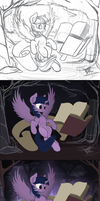 Twilight Sparkle [WIP] by Yakovlev-vad