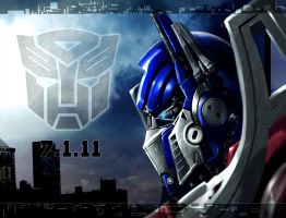 TF Movie 3 Optimus Fanart 2011 by dylanliwanag