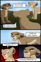 My Pride Sister Page 25 by KoLioness