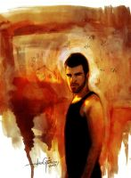 Sylar yeah by javierGpacheco