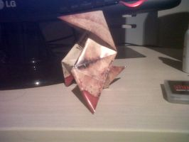 My Heavy Rain Origami by stalydan