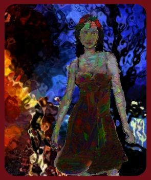 Out of the Inferno by bellarie