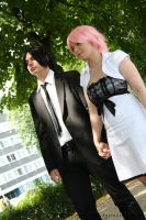 SasuSaku - Take a Walk by Wings-chan