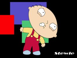 stewie griffin by delbosque54