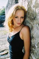 Janneke - black dress revisited 1 by wildplaces