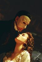 Phantom of the Opera by Decep by XAngelOfMusicX