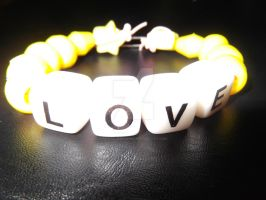 World Suicide Prevention Day bracelet by PartyJazzhands