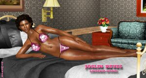 Joslin Reyes    LINGERIE-MODEL by blw7920