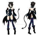 Filia Erratus Final Design by Artemisumi by AinaTheSmall