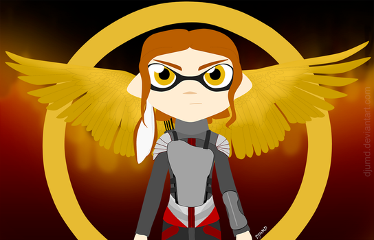 The Hunger Games - Splatoon (Crossover) by DJUMD