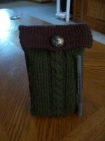 Kindle Fire Pouch by Vidimus78