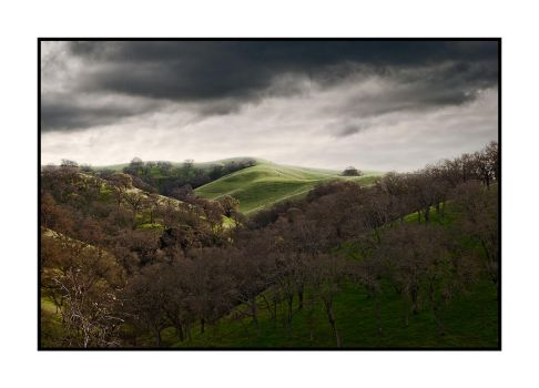 Stormy Hill Side by ratpat13